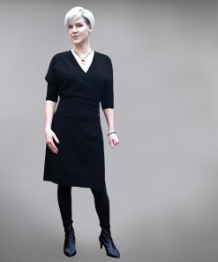 Rowsley Wrap Dress