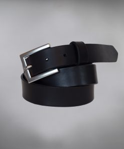 Denby Leather Belt - Black
