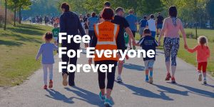 Parkrun - Free fro everyone