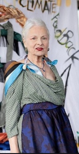 The Artistic style personality – Vivienne Westwood