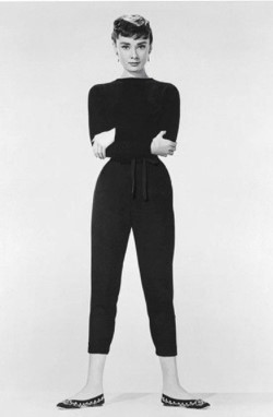 The Classic style personality – Audrey Hepburn